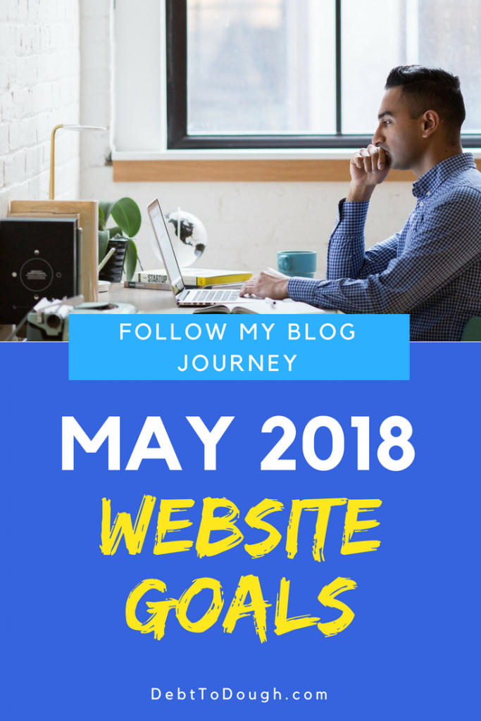 May 2018 Blog Journey Graphic