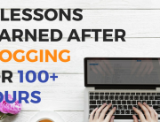 Beginner Blogging Lessons Tips