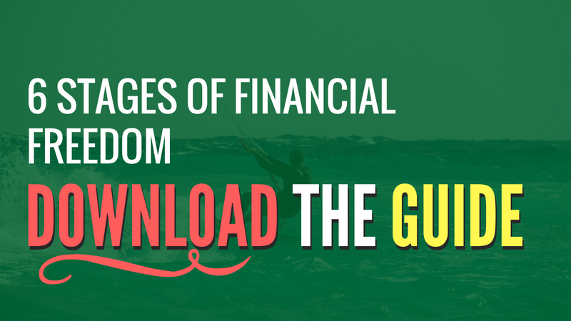 Financial Guide Graphic Download