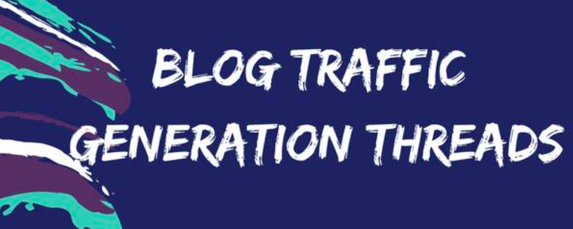 Blog Generation Traffic Cover