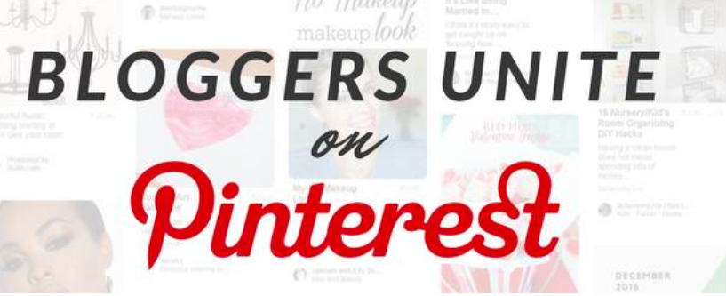 Bloggers Unite on Pinterest Cover
