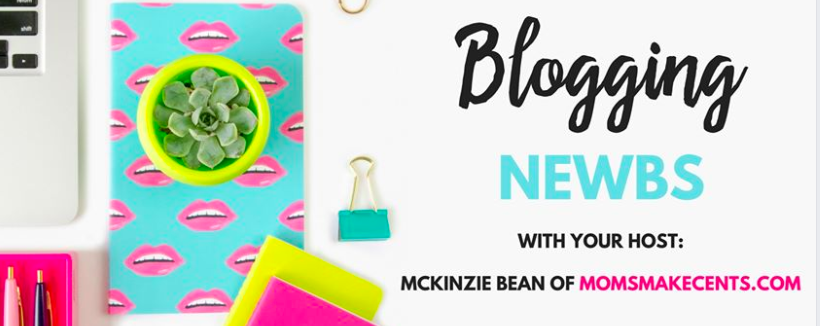 Blogging Newbs Cover