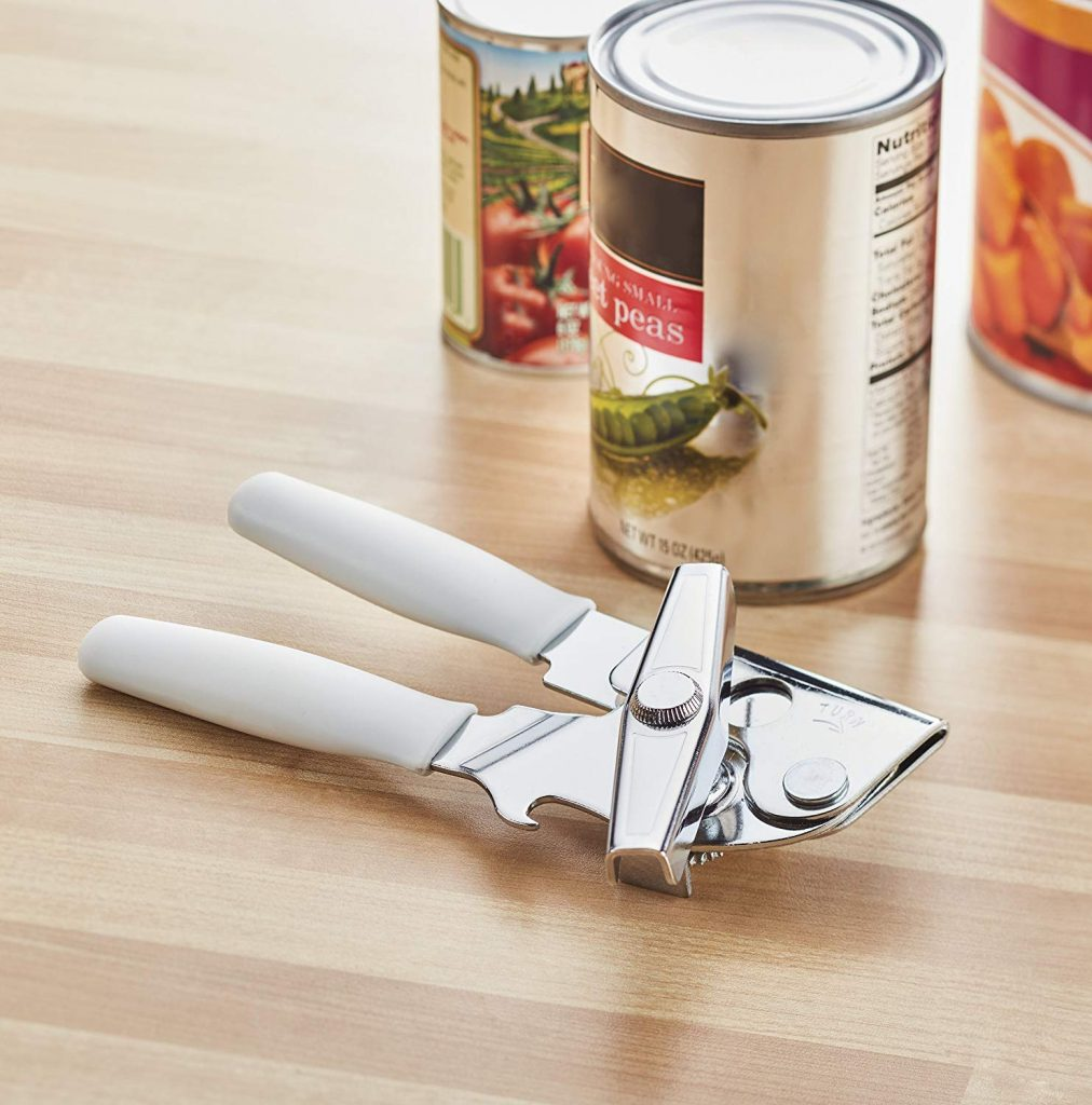 Long-Lasting Can Opener
