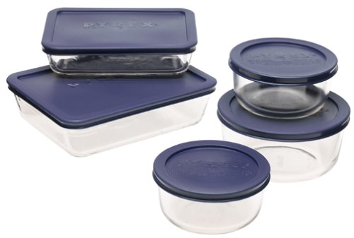 Buy It For Life Food Storage Glass Set