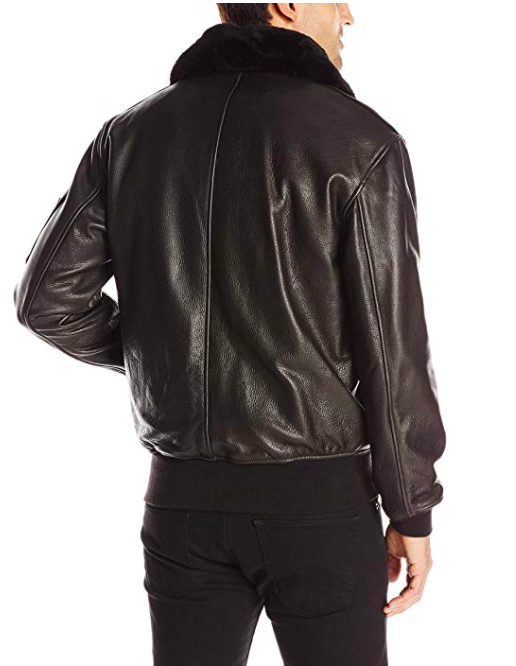 Buy It For Life Leather Jacket
