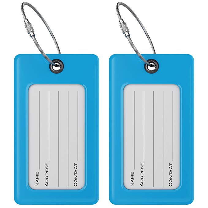 Buy It For Life Luggage Tags