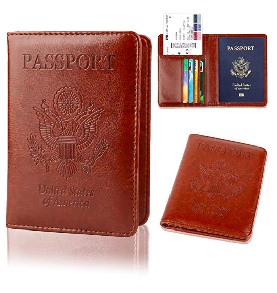 Buy It For Life Passport Cover