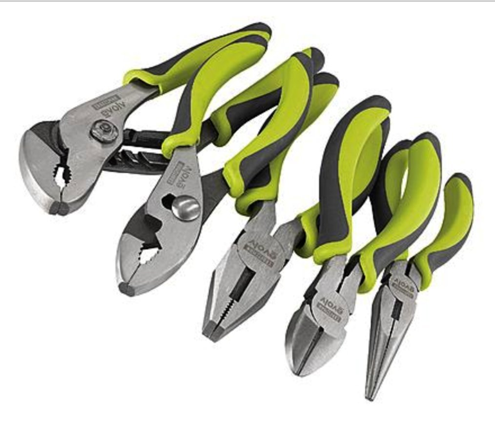 Buy It For Life Pliers