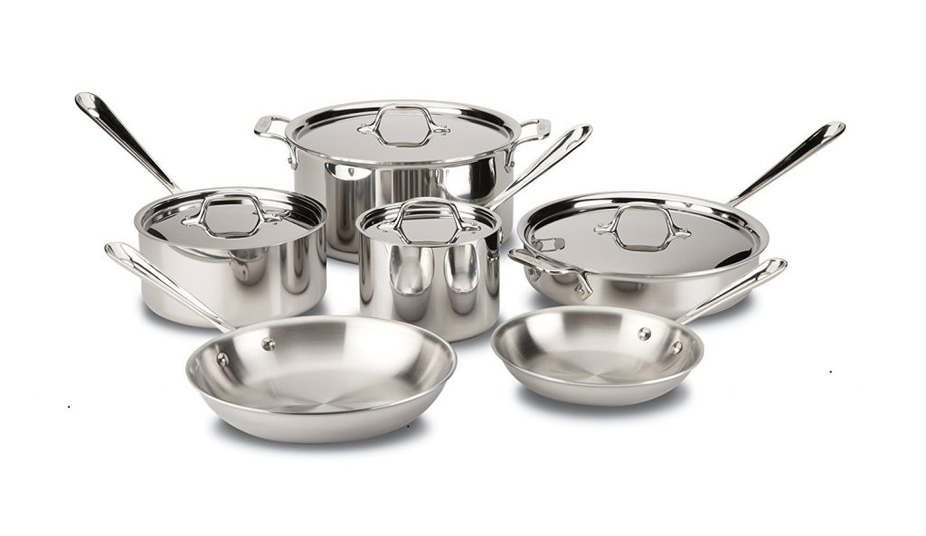 Buy It For Life Pots and Pans