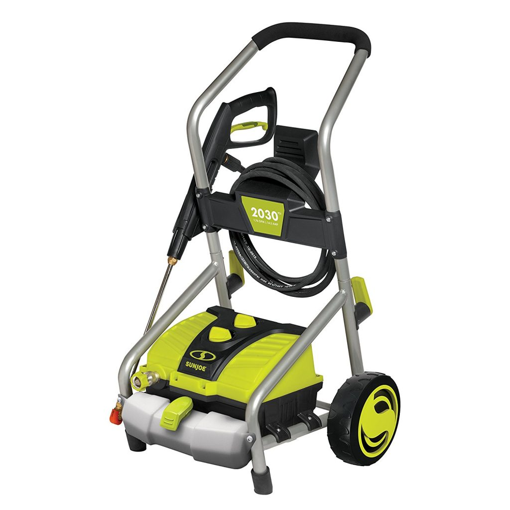 Buy It For Life Pressure Washer