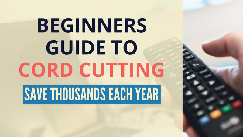Guide to Cord cutting