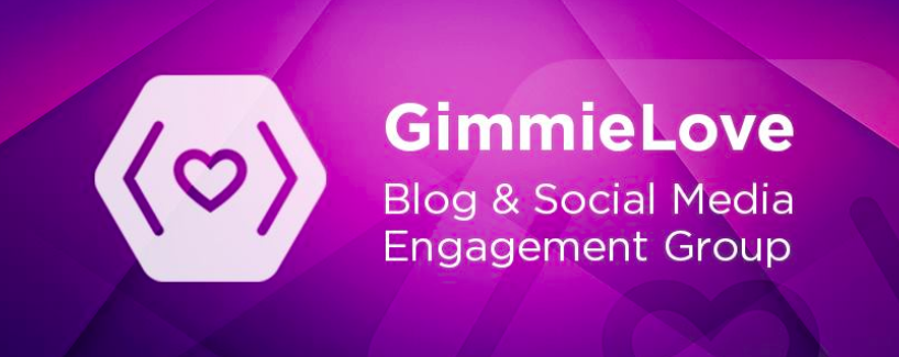 Gimme Love Blog Engagement Cover