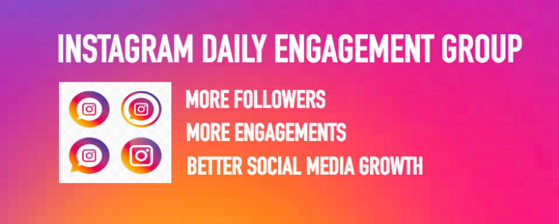 Instagram Engagement Group Cover