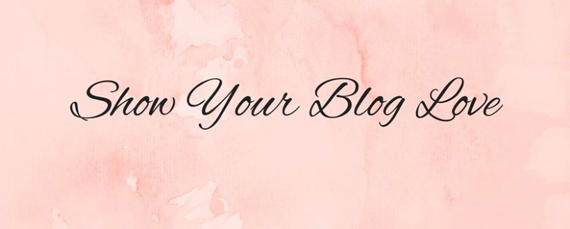Show Your blog Love Cover